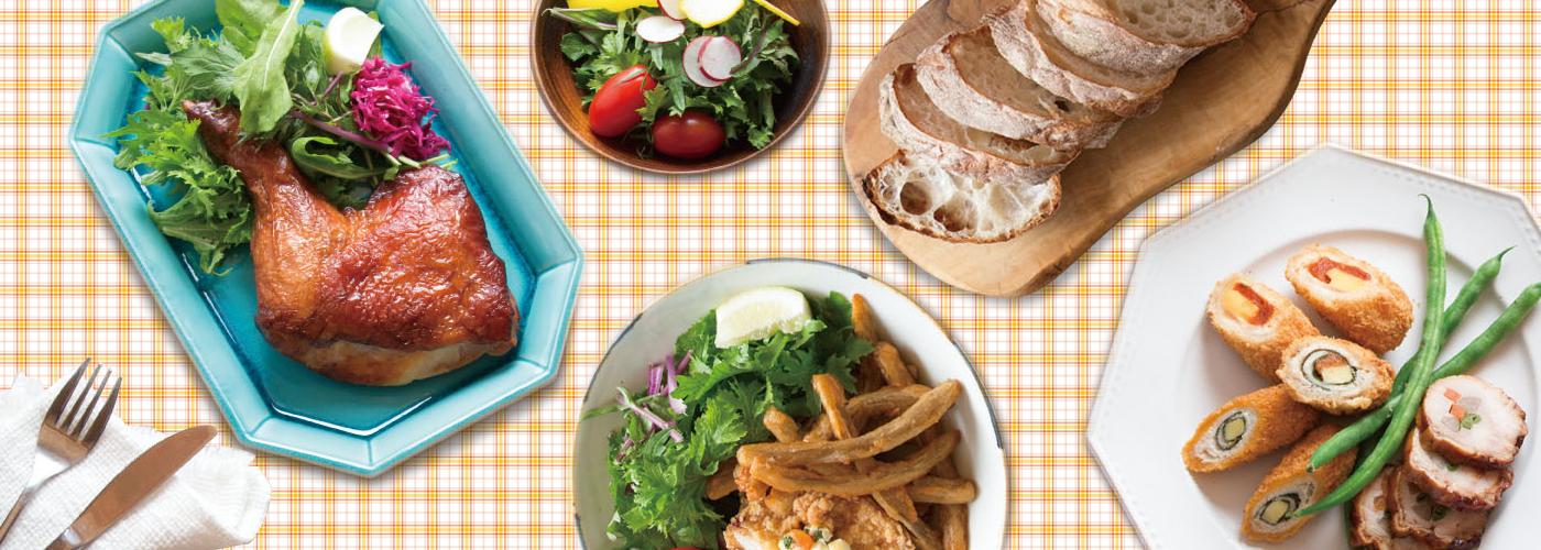 手作りの母の味を追求する加工食品・冷凍食品製造メーカー 鹿鳥食品